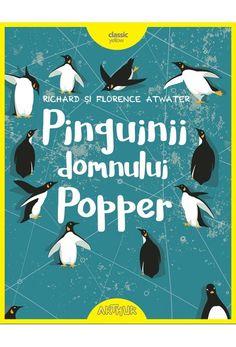 Pinguinii domnului Popper - Ce ai face daca ai avea un pinguin? Jim Carrey, Printable Worksheets, Teaching Resources, Florence, Books To Read, Film, Reading, School, Blog