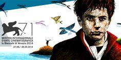 Ecco come seguire la 71ª Mostra del #Cinema di Venezia su #Twitter - #Venezia71 #festivalvenezia