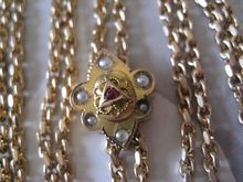 Victorian Ladies Watch Chain Large Slide Old Pocket Watches, Victorian Ladies, Chains, Jewlery, Brooch, Lady, Bracelets, Jewerly, Schmuck