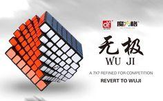 The WuJi 7x7 is now in stock! Get it here: http://www.mindplay.nz/products/qiyi-wuji-7x7