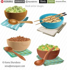 Each country have their own ethnic cuisine. There are many passionately favorite dishes in ethnic societies. For example, in Arabic countries useful properties of beans and peas are highly apprecia...
