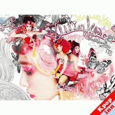 Girls Generation TTS (SNSD, Taetiseo) Tae Yeon, Tiffany, Seo Hyun/ Twinkle / Mini Album Vol.1  + Poster + Photocard (Random), www.kpopinn.com