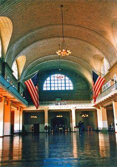 NEW YORK - Ellis Island