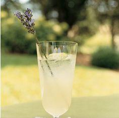 Lavender Specialty Cocktail | Austin Wedding Planner | www.DischEvents.com