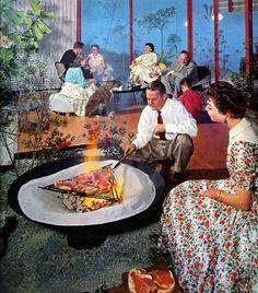 1958 | Indoor Grilling!