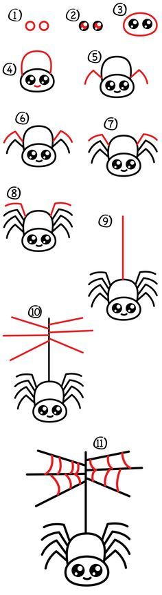 Get those little artists ready, today we're learning how to draw a cartoon spider and spider web! Your kids will need: Paper Marker Black & Red Oil Pastel This activity is simple and easy for younger artists! When they're finished drawing their spiders, challenge them to draw more spiders on their own. They could draw …