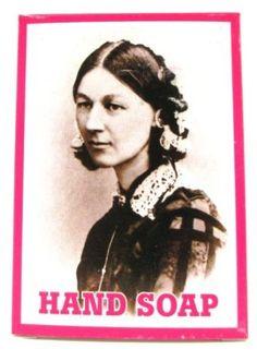Florence Nightingale Soap Bar: Amazon.co.uk: Kitchen & Home