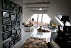 Marie Olsson och Bill Nylander har renoverat flera hus i Kullabygden och Helsingborg. Senaste projektet är en 70-tals-villa i Arild, som inte längre är särskilt typisk för sin tid.