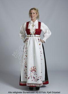 Aust-Agderbunad Åmli til dame - BunadRosen AS Folk Costume, Costumes, Norse Clothing, Beautiful Norway, Nordic Art, Be A Nice Human, My Heritage, Traditional Dresses, Womens Fashion