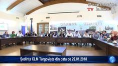 Ședința CLM Târgoviște din data de 29 01 2018