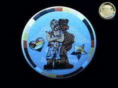 LINEA ALTERNATIVE- LGTB -  CHAPAS.  Encuentra las características de este producto, su valor y como adquirirlo. Siguiendo la fan page www.facebook.com/BKRainbow.chile   Find the features of this product and how ti acquier, following the fan page www.facebook.com/BKRainbow.chile