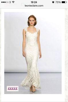 The leonie Claire dress