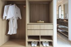 Whether you pack light or heavy, Villa Sila will have ample of room for your wardrobe.