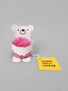Mr Printables X Pom Maker Valentine's Pom Pom Craft for Kids Crafts For Kids To Make, Diy And Crafts, Paper Crafts, Valentine Day Crafts, Valentines, Valentine Cards, Pom Pom Tutorial, Pom Pom Animals, Pom Dog