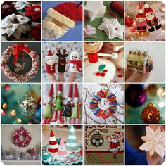 Christmas, Christmas, crafts, crafts!