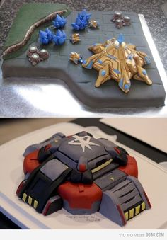 The cake needs more minerals