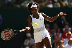 7/9/15 #<3 Via BBC Sport:     Game, set & match Serena Williams.   She's beaten Maria Sharapova 6-2 6-4. Serena improves to 18-2 H2H v Maria. #Wimbledon