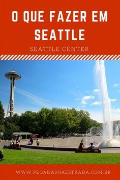 Conheça as principais atrações de Seattle em um roteiro otimizado de 1 dia. Dicas de hospedagem e transporte a partir do aeroporto.