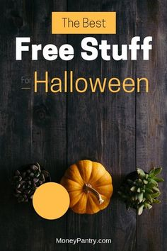 Scared of Halloween prices? Get these awesome Halloween freebies to make this expensive holiday less scary. Best Money Saving Tips, Money Tips, Saving Money, Money Hacks, Way To Make Money, Make Money Online, How To Make, Preparing For Retirement, Early Retirement