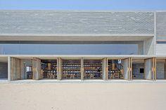 Beton, Buch und Sand - News & Stories bei STYLEPARK