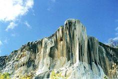 Lugares extraordinarios: Cascadas petrificadas Hierve el Agua