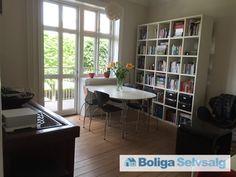 Steen Billes Torv 6, 1. tv., 8200 Aarhus N - Lys og moderne 2-værelses lejlighed med stor altan på Trøjborg #andel #andelsbolig #andelslejlighed #aarhus #århus #selvsalg #boligsalg #boligdk