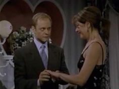 Daphne and Niles - From the first episode and beyond.
