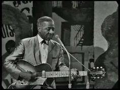 """Alonzo """"Lonnie"""" Johnson (February 8, 1899 – June 16, 1970) was an American blues and jazz singer/guitarist and songwriter who pioneered the role of jazz guitar and is recognized as the first to play single-string guitar solos."""