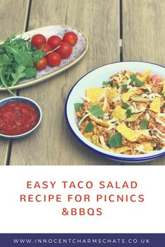 Easy Taco Salad Reci
