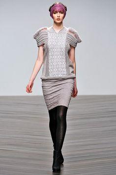 Bora Aksu - www.vogue.co.uk/fashion/autumn-winter-2013/ready-to-wear/bora-aksu/full-length-photos/gallery/930087