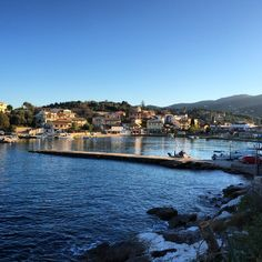December in #kassiopi #Corfu