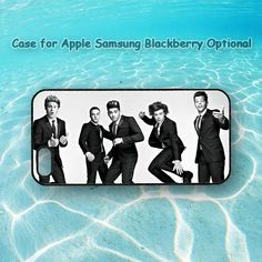 One Direction for iphone 5 case iphone 4 case ipod 4 by HaHaCase, $14.68