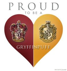 Day 13: Which House Are You-Wellll, this is an interesting one. See, while I read the books, I was absolutely certain that I was a Hufflepuff, I had all the traits, it fit me perfectly. There was never a doubt in my mind, until my friend told me to take some online sorting hat quizzes. I did, and was amazed that they all sorted me into Gryffindor. Maybe I'm like Neville, a true Gryffindor that doesn't think themselves one? Maybe I have to wait for those traits to show up.So for now…