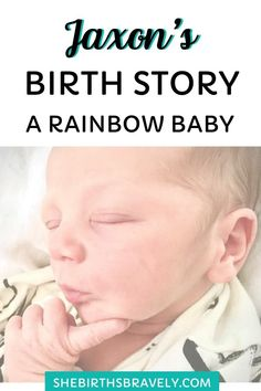 A rainbow baby is a baby born after a pregnancy loss or stillbirth. There is something extra special about rainbow baby birth stories because they tell the story of the joy after the pain, the hope after a loss, the renewal after the defeat. Thank you, Krysta, for sharing your beautiful rainbow birth story with us! #shebirthsbravely #doula #birthstory #rainbowbaby  #givingbirth #labor #delivery #firsttimeMom All About Pregnancy, Pregnancy Tips, Happy Mom, Happy Kids, Welcome To The Group, Hospital Birth, Thing 1, Natural Birth, Baby Born