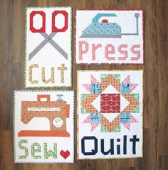 Fantastic 20 sewing hacks projects are offered on our internet site. Have a look and you wont be sorry you did. Sewing Hacks, Sewing Crafts, Sewing Tips, Sewing Tutorials, Paper Piecing, Quilting Projects, Quilting Designs, Small Quilt Projects, Quilting 101