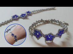 Making Bracelets With Beads, Crystal Bracelets, Bracelet Making, Jewellery, Crystals, Earrings, Design, Bracelets, Stud Earrings
