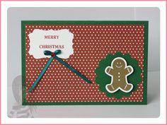 Stampin' Up! Rosa Mädchen Weihnachtskarte mit Scentsational Season und Owl Occasions