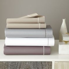 350 Thread-Count Organic Sateen Sheets