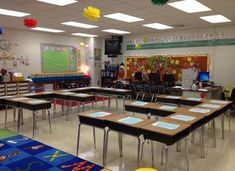 I Love The Desk Arrangement In This Classroom Open Group Concept Desk  Arrangements, Classroom Organization