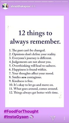 Always Remember, Favorite Quotes, The Past, Sad, Wellness, Thoughts, Happy, Ser Feliz, Ideas