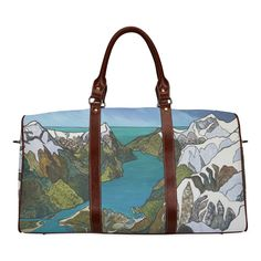 Milford Sound Waterproof Travel Bag/Small (Model 1639)