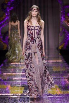 Défilé Atelier Versace  Haute Couture Automne Hiver 2015 2016 Paris