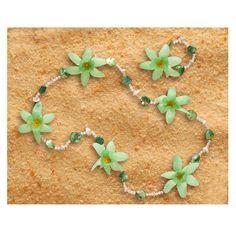 Collier et Bracelet Hawaïen Luxe #bijouxdéguisements #accessoiresdéguisements #accessoiresphotocall