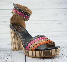 Spring Step | Anna Sandal, $99