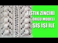 FISTIK ZİNCİRİ ŞİŞ ÖRNEĞİ TÜRKÇE VİDEOLU YAPILIŞI | Nazarca.com