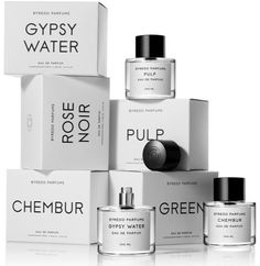 I've died and gone to Byredo heaven.