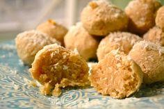Coconut Lemon Meltaway Cookies (Vegan).