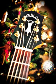 Guild Guitar © Natalie Scherman 2010