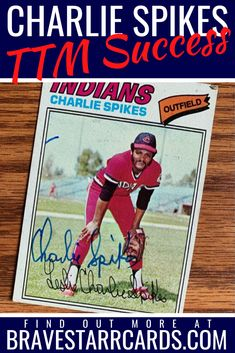 Cleveland Team, Cleveland Indians, Baseball Players, Baseball Cards, Spikes, Mlb, Success, Cnd Nails, Studs