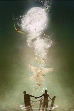 Manifesting Magic - Love, Light and Joy.  Judy